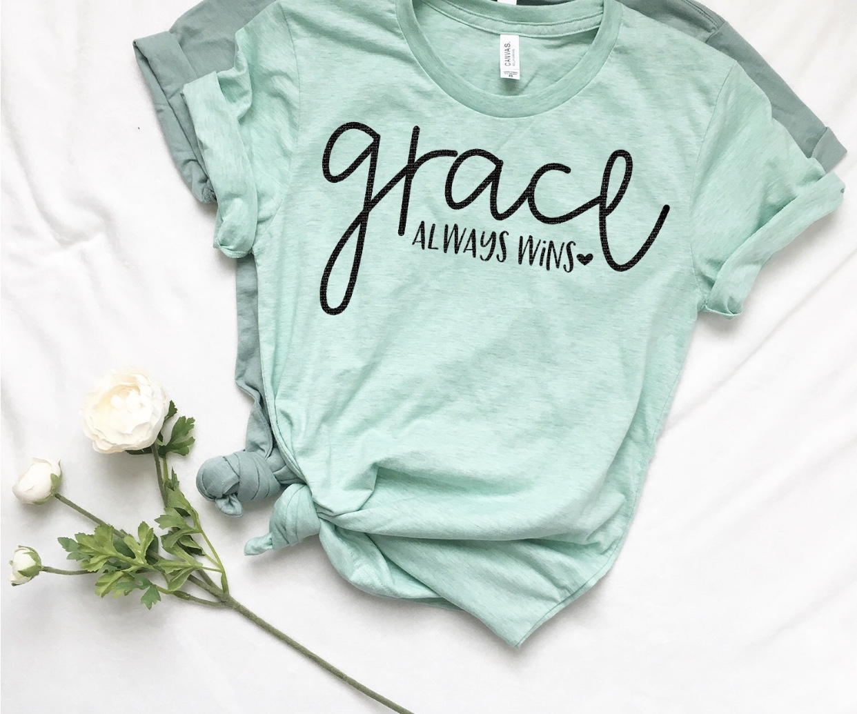 Grace ALWAYS wins tee