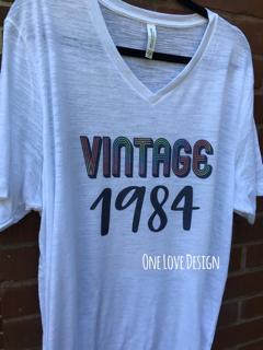 *Bella* Vintage Tee