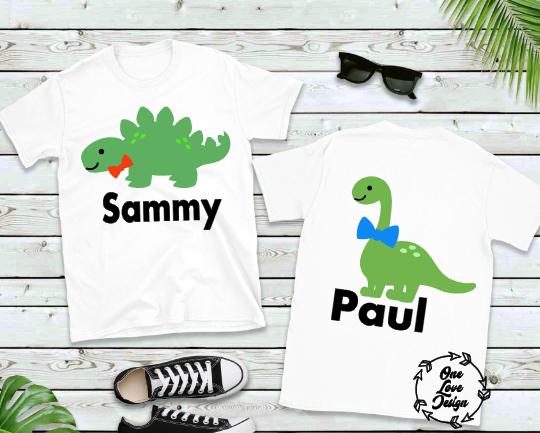 Dino Shirts