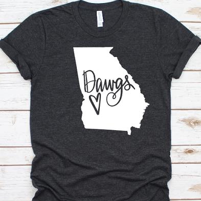 Dawgs State Tee
