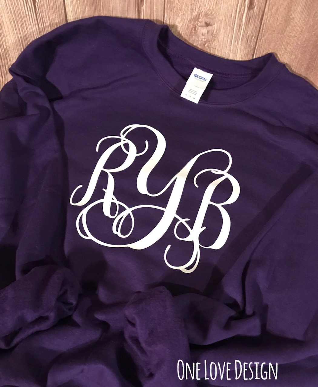 Large Monogram Sweatshirt