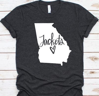Jackets State Tee