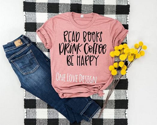 Book Lover Tees