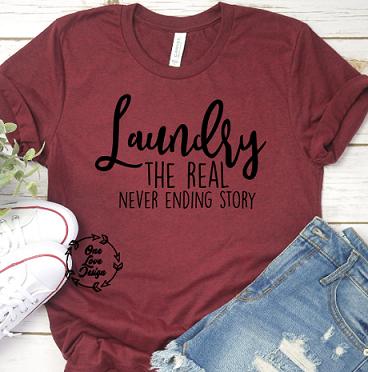 Laundry... Tee