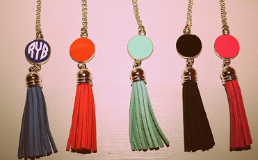Long Tassle Necklace