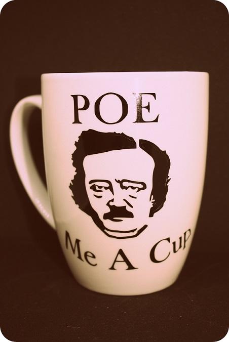 """Poe"" Coffee Mug"