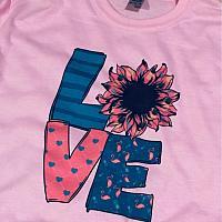 Summer Love Sublimation Tee