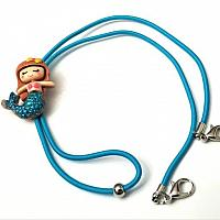 Blue Mermaid Lanyard