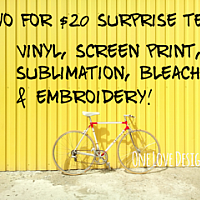 Two for $20 Surprise Tees