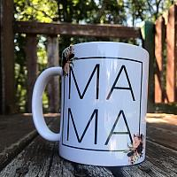 Mama Sublimation Coffee Cup