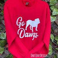 Go Dawgs Sweatshirt