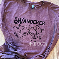 Wanderer Sublimation Tee