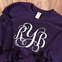 Large Monogram Sweatshirt