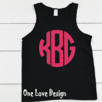 Personalized Regular Tanks
