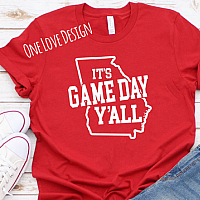 It's Game Day Ya'll Tee