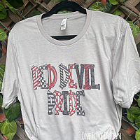 Red Devil Pride Sublimation Tee
