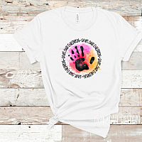 Save Our Children Awareness Tee