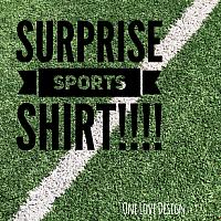 Surprise Sports Tee