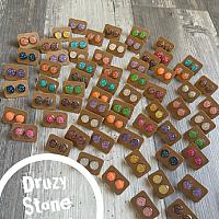 Druzy Stone Earring Bundles